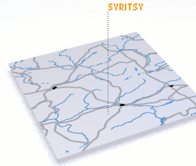 3d view of Syritsy