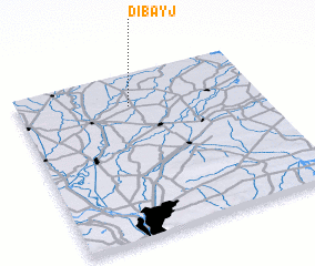 3d view of Dibayj