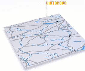 3d view of Viktorovo