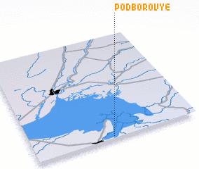 3d view of Podborov\