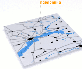 3d view of Naporovka