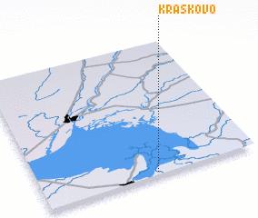 3d view of Kraskovo