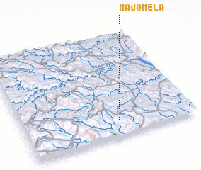 3d view of Majomela