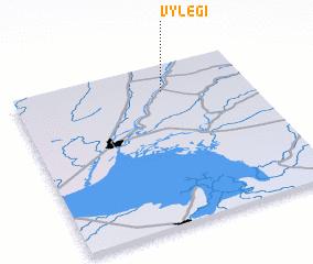 3d view of Vylegi