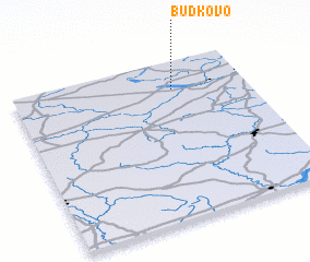 3d view of Budkovo