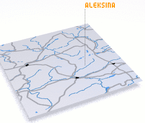 3d view of Aleksina