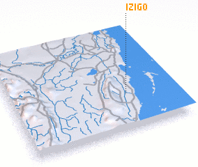 3d view of Izigo