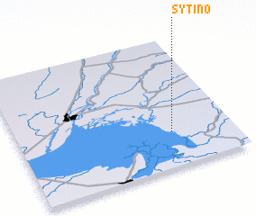 3d view of Sytino
