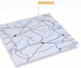 3d view of Naumovo