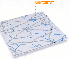 3d view of Ladyzhitsy