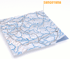 3d view of Sangoyana