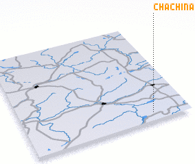 3d view of Chachina