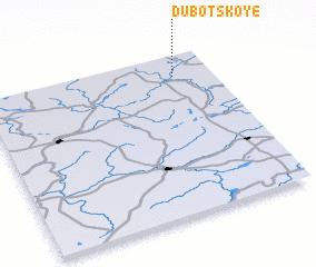 3d view of Dubotskoye