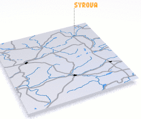 3d view of Syrova