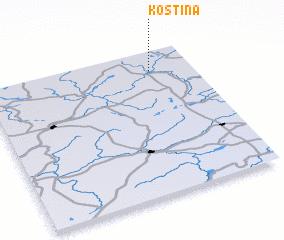3d view of Kostina