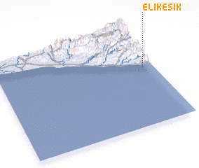 3d view of Elikesik