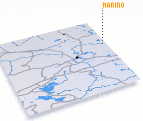 3d view of Mar\