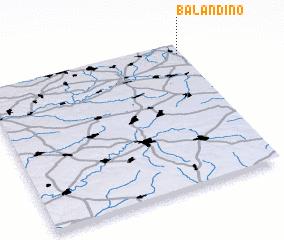 3d view of Balandino