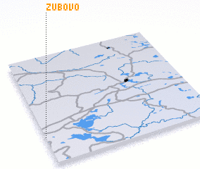 3d view of Zubovo
