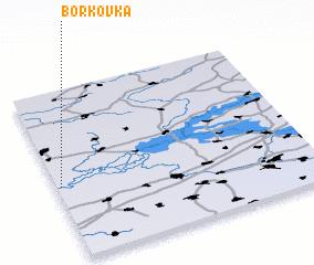 3d view of Borkovka