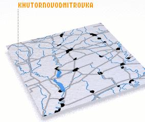 3d view of Khutor Novo-Dmitrovka