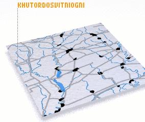 3d view of Khutor Dosvitni Ogni