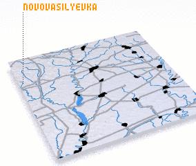 3d view of Novovasil'yevka