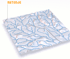 3d view of Matonje