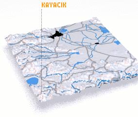 3d view of Kayacık