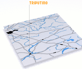 3d view of Triputino