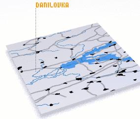 3d view of Danilovka
