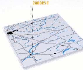 3d view of Zabor\