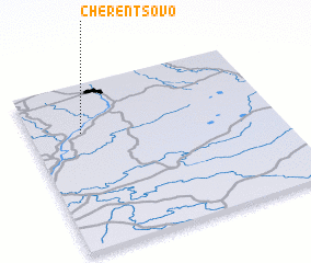 3d view of Cherentsovo