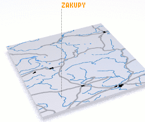 3d view of Zakupy