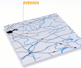 3d view of Bubnovo