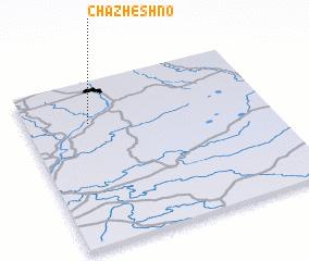 3d view of Chazheshno