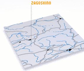 3d view of Zagoskino
