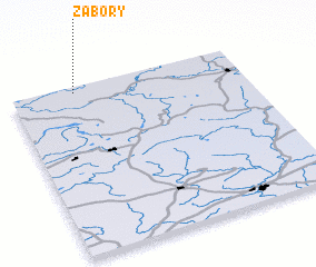 3d view of Zabory