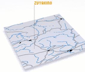 3d view of Zvyakino