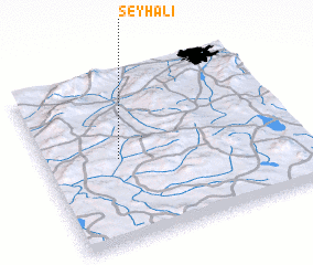 3d view of Şeyhali