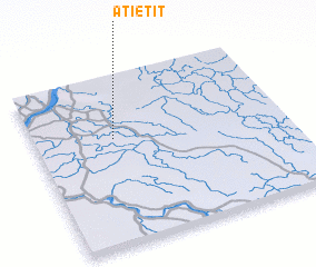 3d view of Atietit