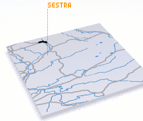 3d view of Sestra