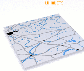 3d view of Lukavets
