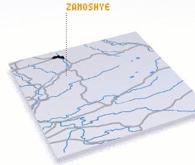 3d view of Zamosh\