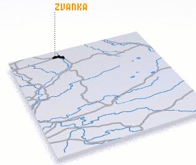 3d view of Zvanka