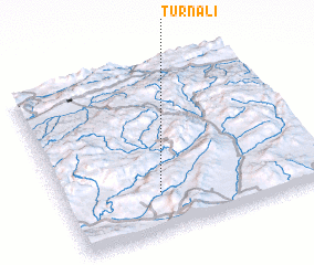 3d view of Turnalı