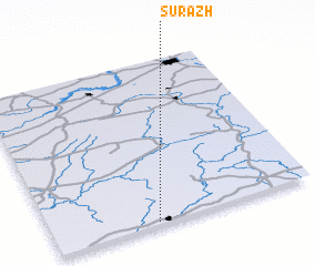 3d view of Surazh