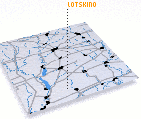 3d view of Lotskino