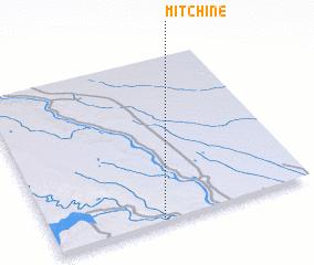 3d view of Mitchine