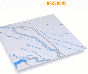 3d view of Mazengue